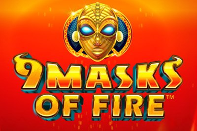 9 Masks of Fire™ Slot 🎭 | Free Play | Simultaneous Symbols | Review