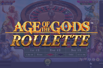 Age Of The Gods - Roulette by Playtech - Play for Free or Real Money