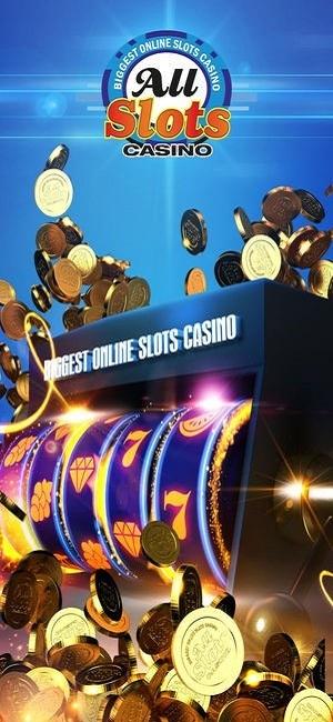 All Slots Casino Mobile App