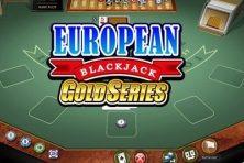 European Blackjack Gold by Microgaming