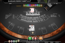 Perfect Pairs and 21 + 3 Blackjack (Realistic Games)