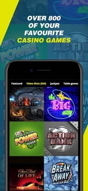 Thrills Casino Mobile