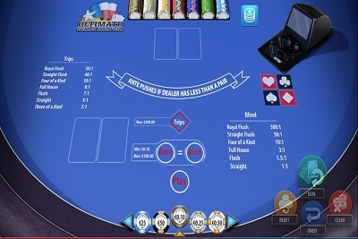 Texas Hold Em Online Poker