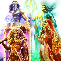 Age of the Gods Slot Machine Characters