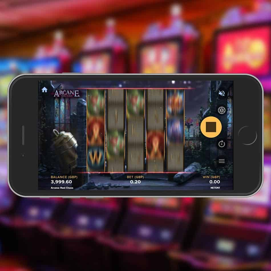 Arcane Reel Chaos Slot Machine Free Play