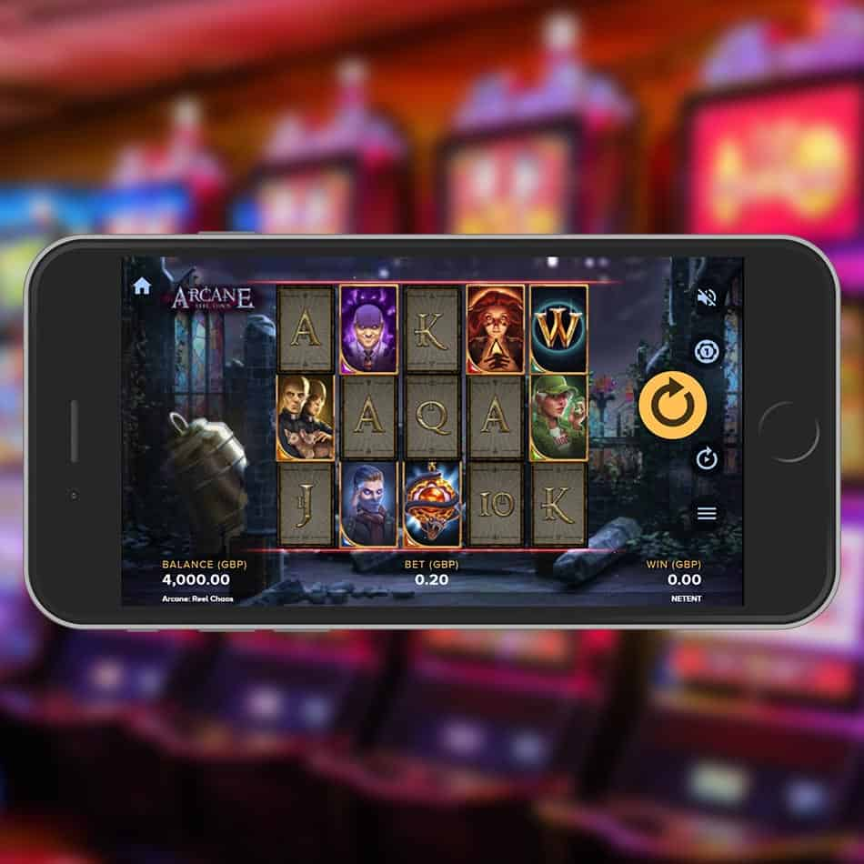 Arcane Reel Chaos Slot Machine Review