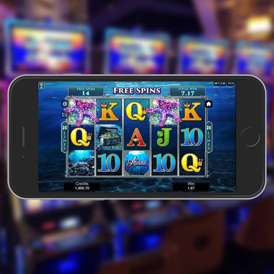 Ariana Slot Free Game  - Expanding Symbols - JackMobileCasinos