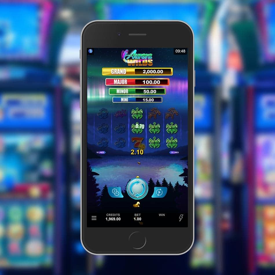 Aurora Wilds Slot Machine Both Ways Payouts