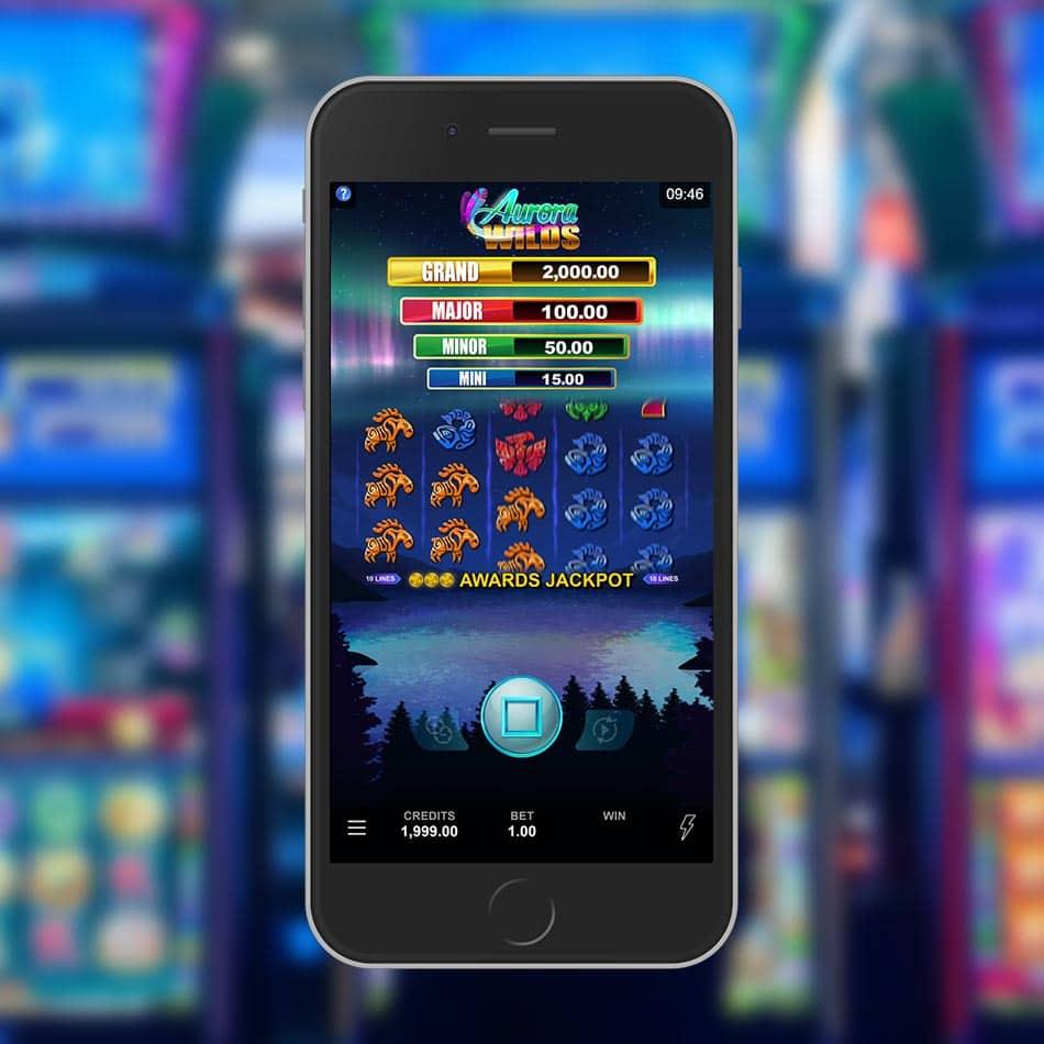 Aurora Wilds Slot Machine Free Play
