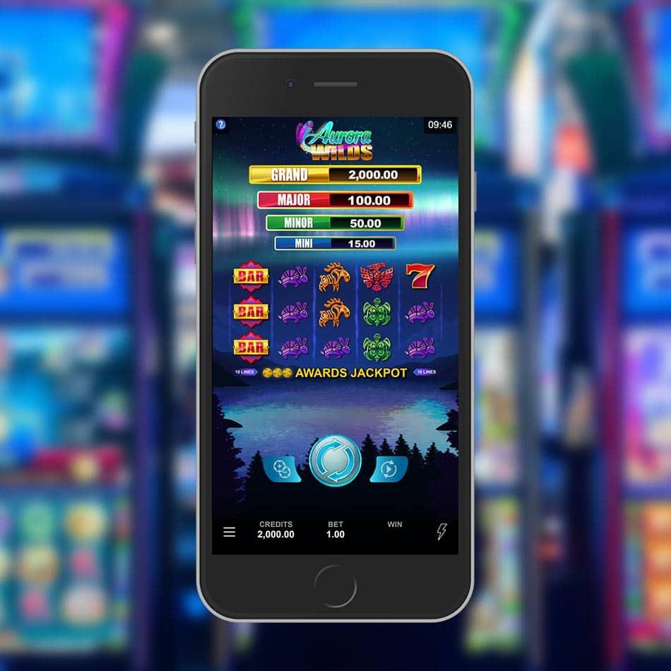 Aurora Wilds Slot Machine Review