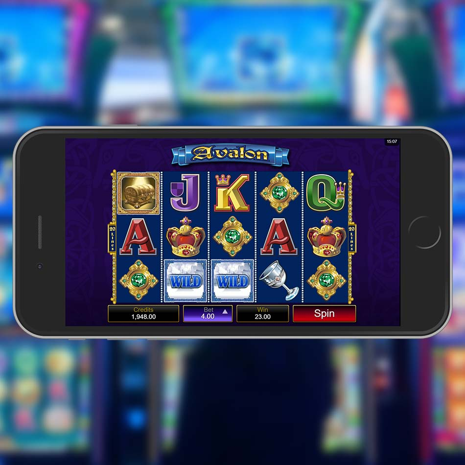 Avalon Slot Game Demo Big Win