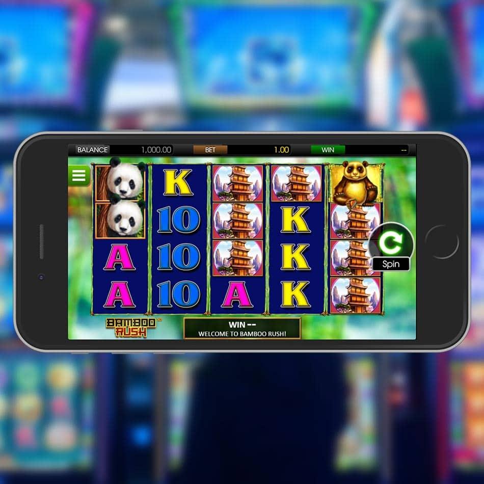 Bamboo Rush Slot Machine Review