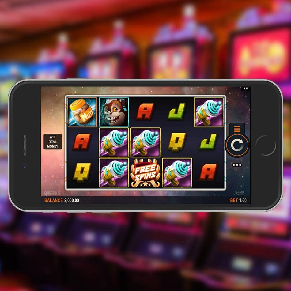 Banana Odyssey Slot Machine Review