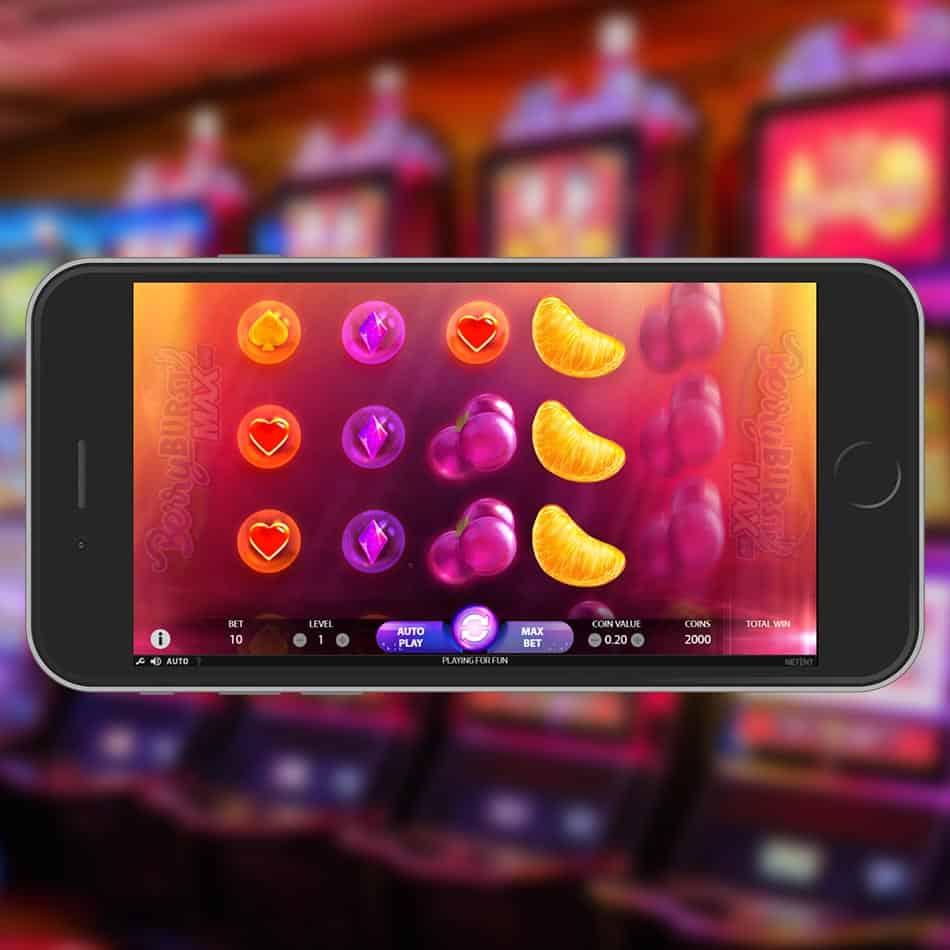 Berryburst Max Slot Machine Free Play