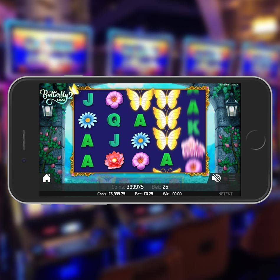 Butterfly Staxx 2™ Slot Machine Free Play