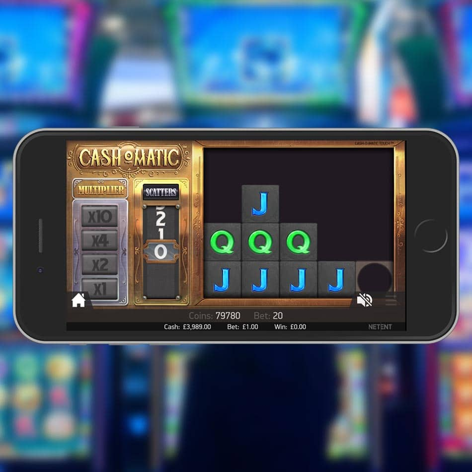 Cash-O-Matic Slot Machine Avalanche Wins