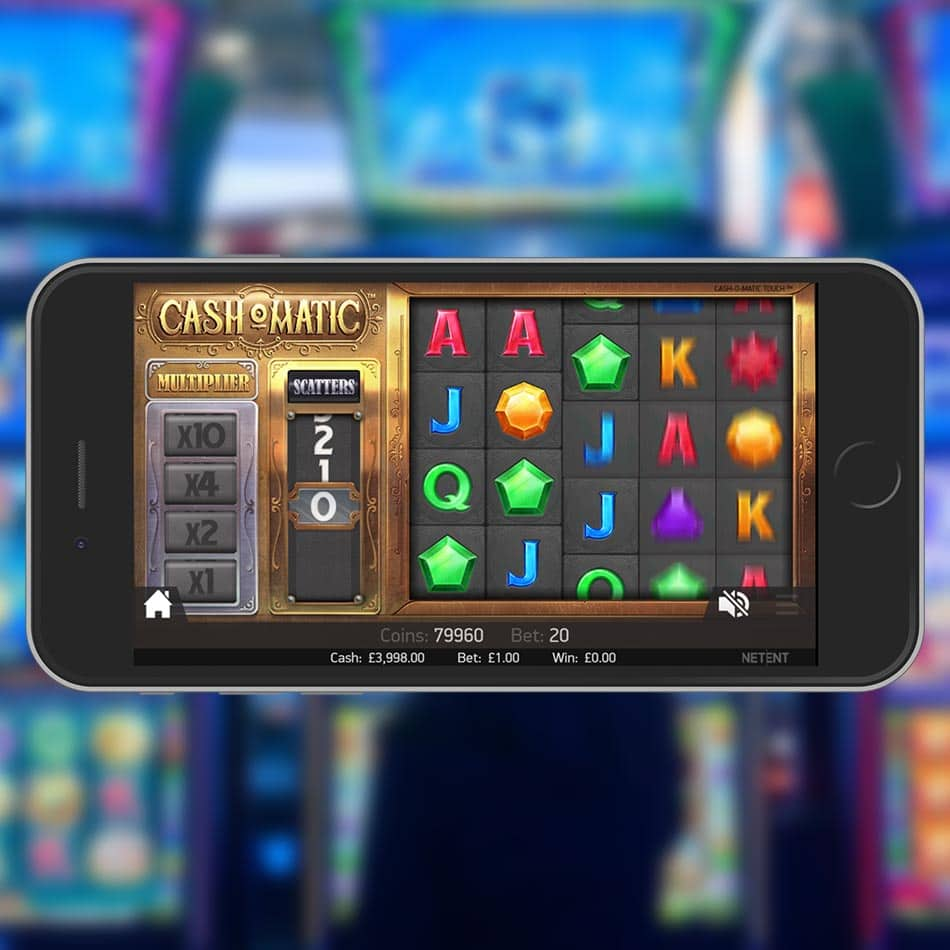 Cash-O-Matic Slot Machine Free Play