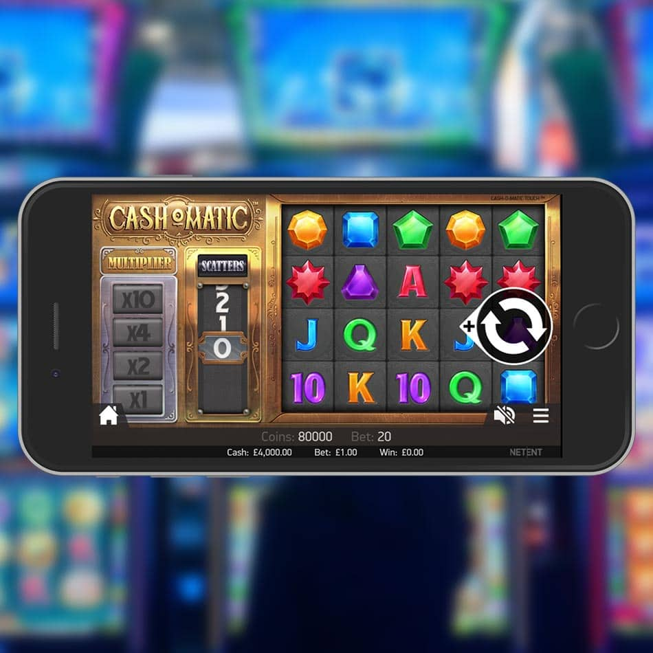 Cash-O-Matic Slot Machine Review