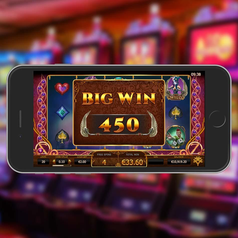 Cazino Zeppelin Slot Machine Big Win