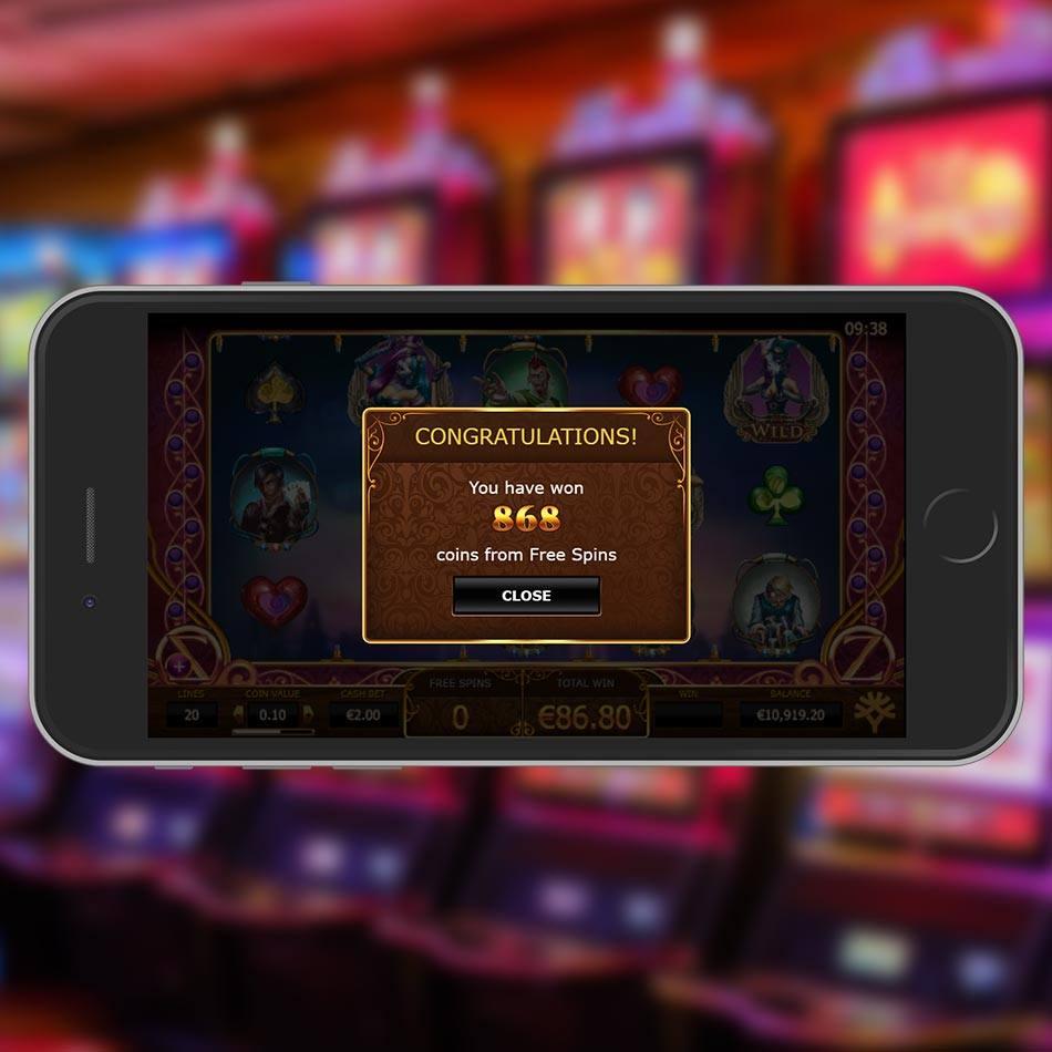 Cazino Slot