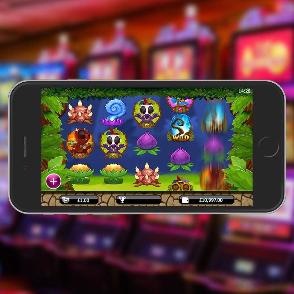 Chibeasties Slot Machine Free Play