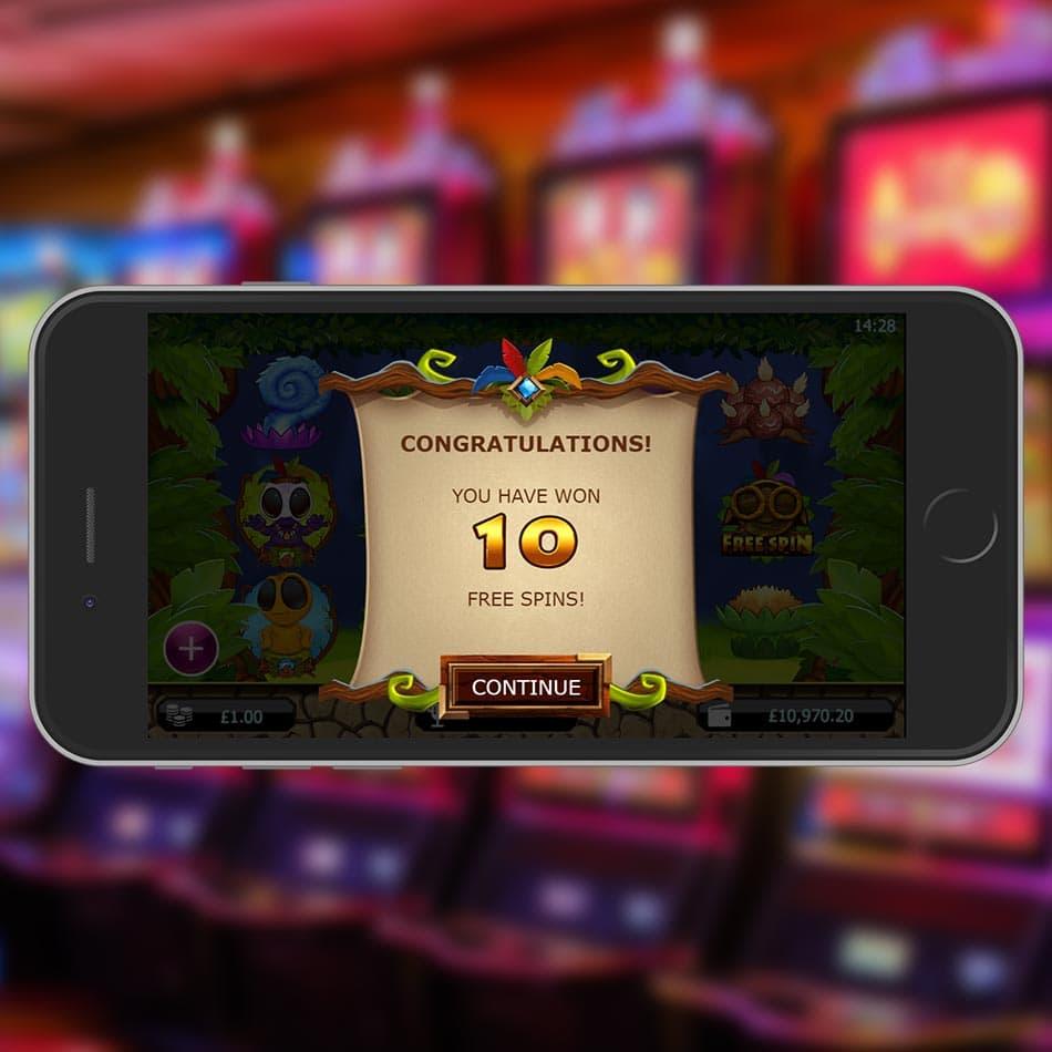 Chibeasties Slot Machine Free Spins