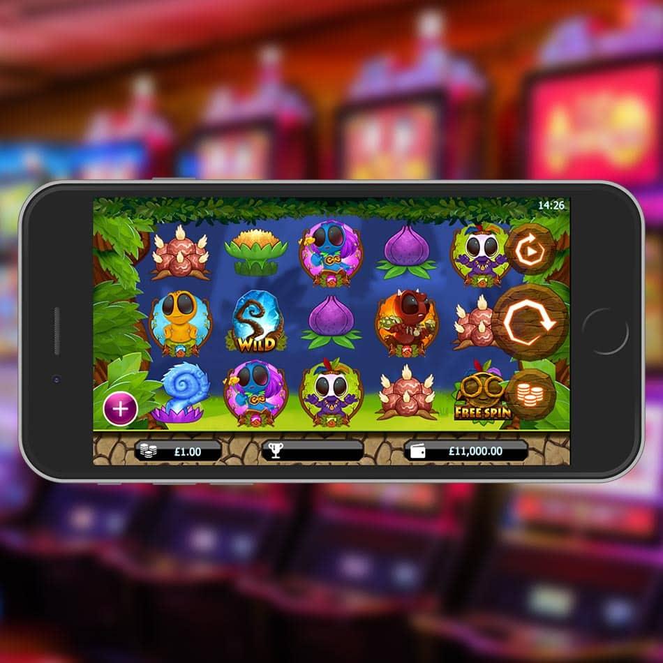 Chibeasties Slot Machine Review