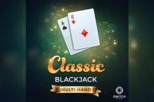Multihand Classic Blackjack by Switch Studios