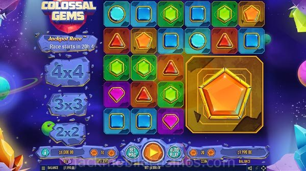Colossal Gems Slot | Free Play | Free Games | Review 2021