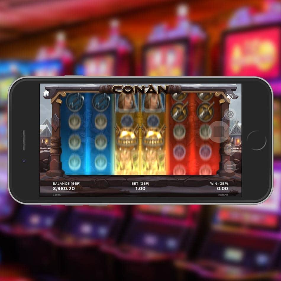 Conan Slot Machine Free Play