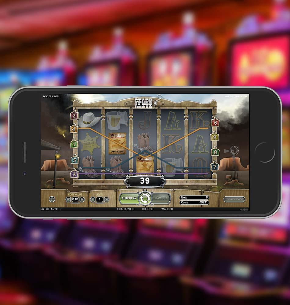 Dead or Alive Slot Demo Double Win