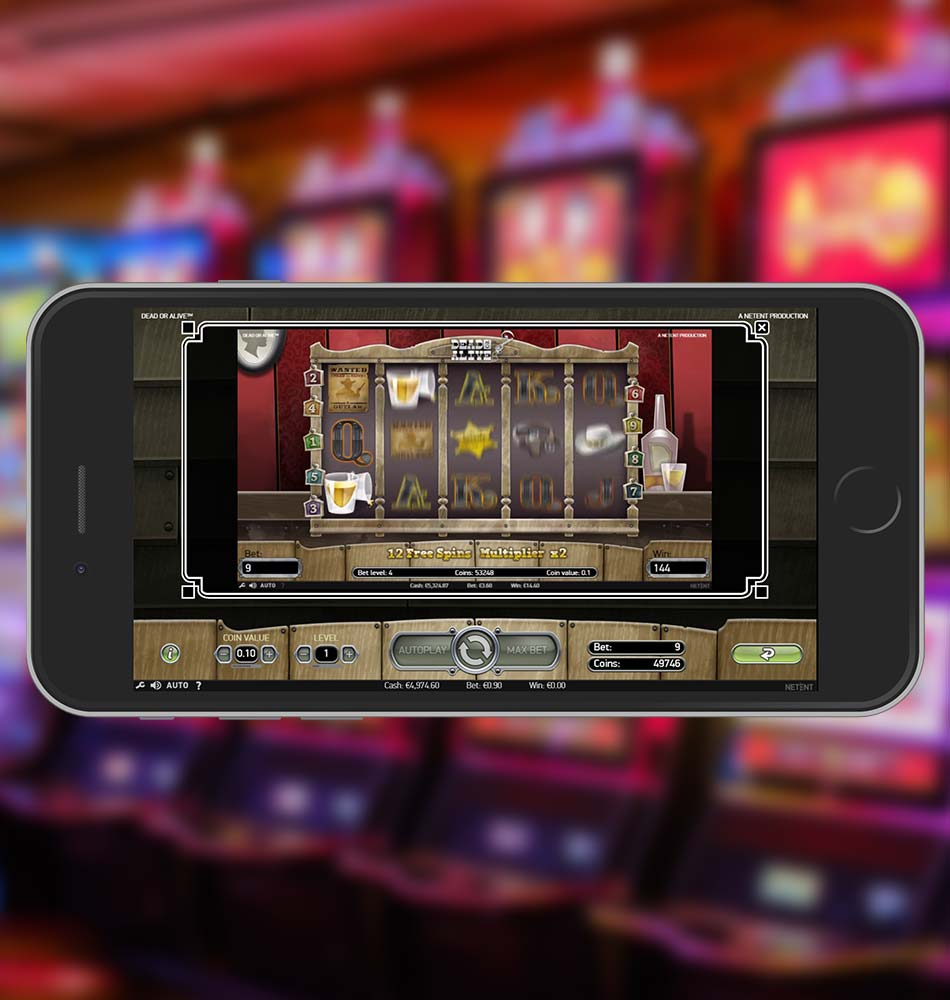 Dead or Alive Slot Demo Feature Preview