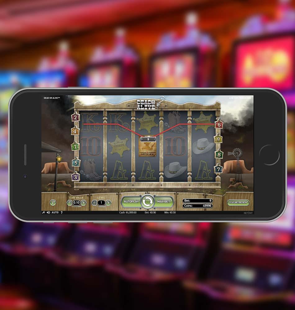 Dead or Alive Slot Demo Wild Win