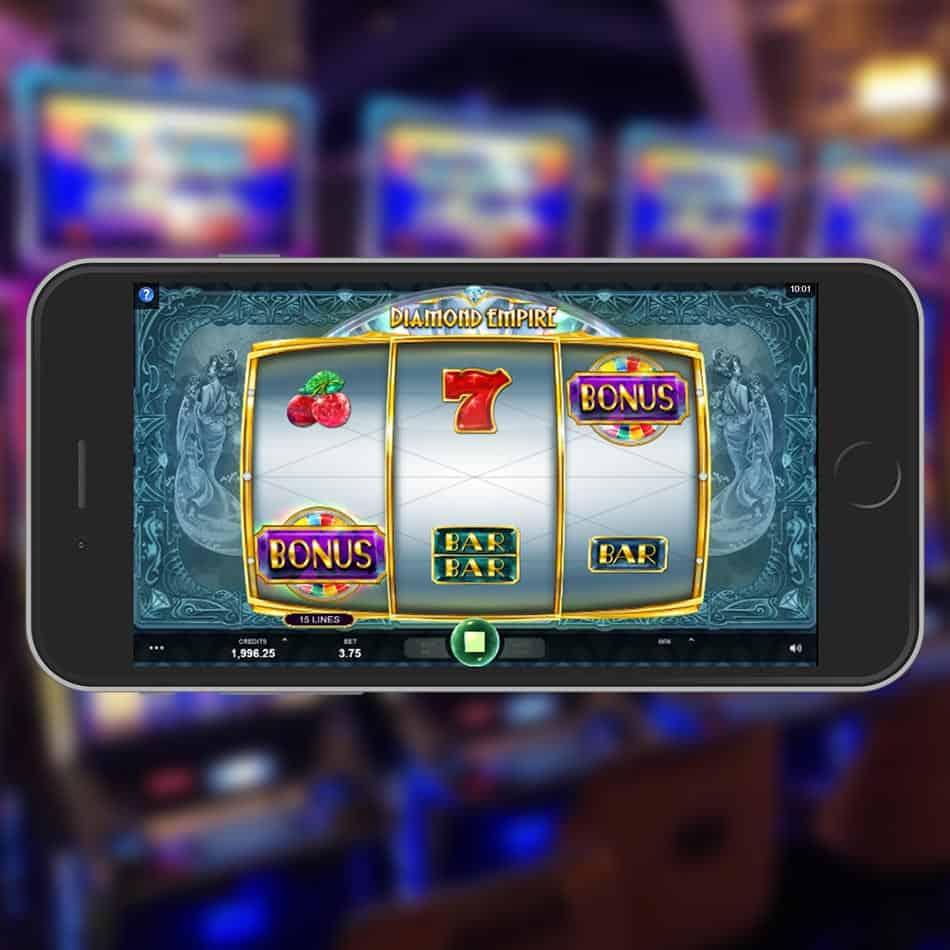 Diamond Empire Slot Machine Free Play