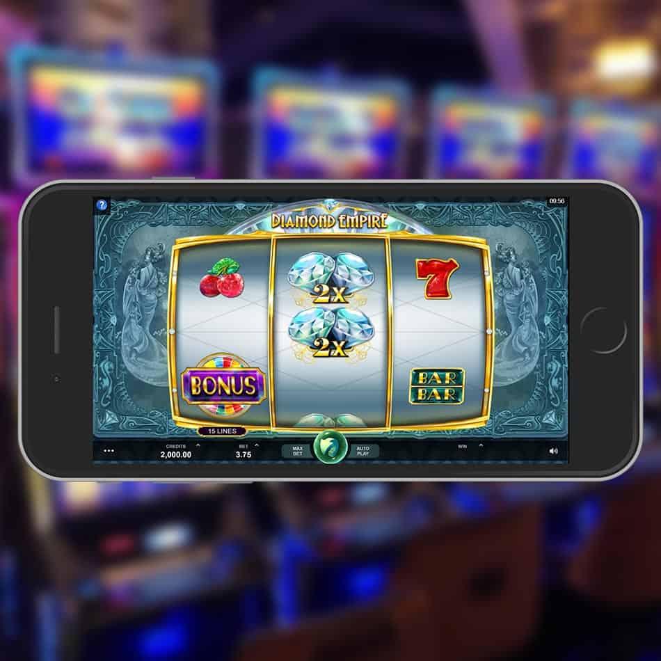 Diamond Empire Slot Machine Review