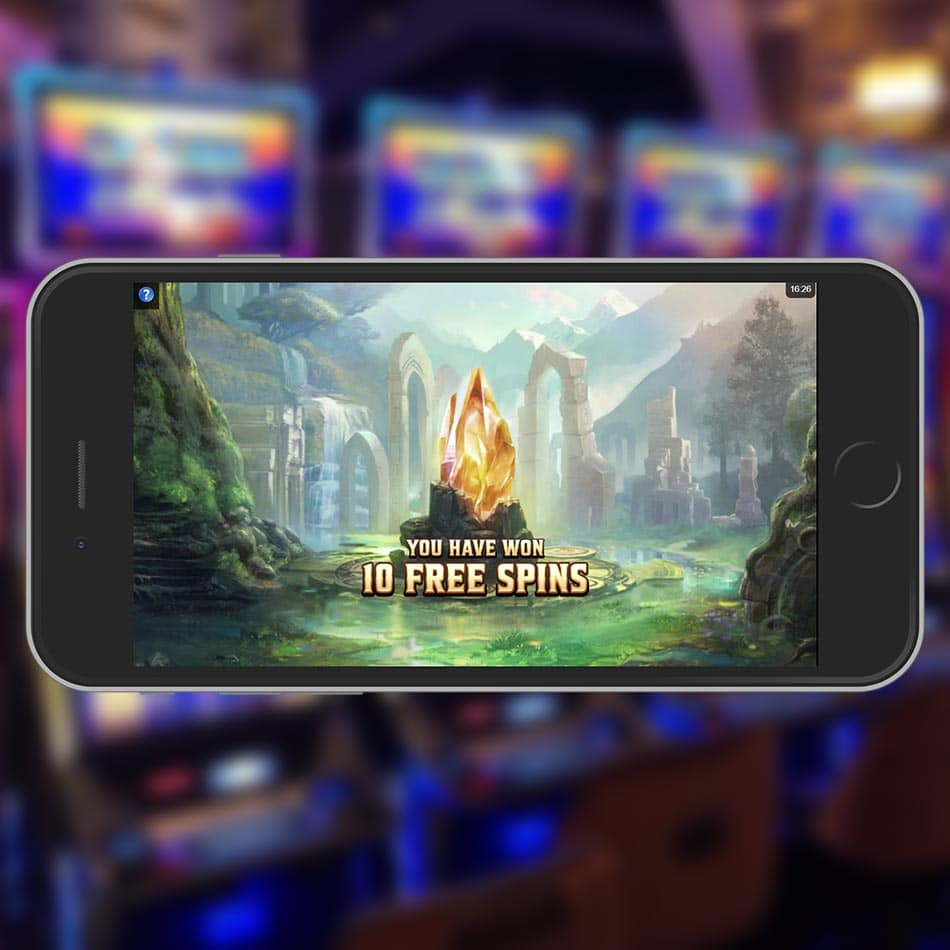 Dragon Shard Slot Machine Free Spins Feature