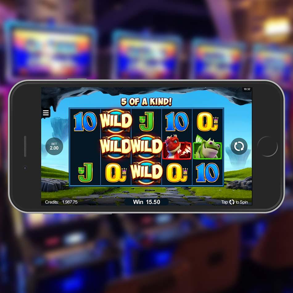 Dragonz Slot Machine Wild Win