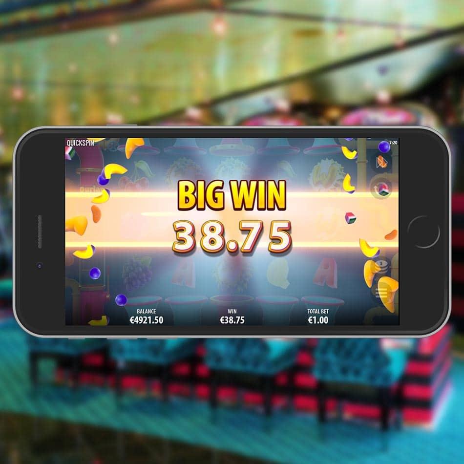 Durian Dynamite Slot Machine Big Win