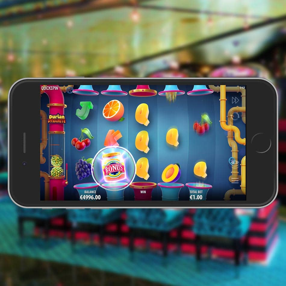 Durian Dynamite Slot Machine Free Play