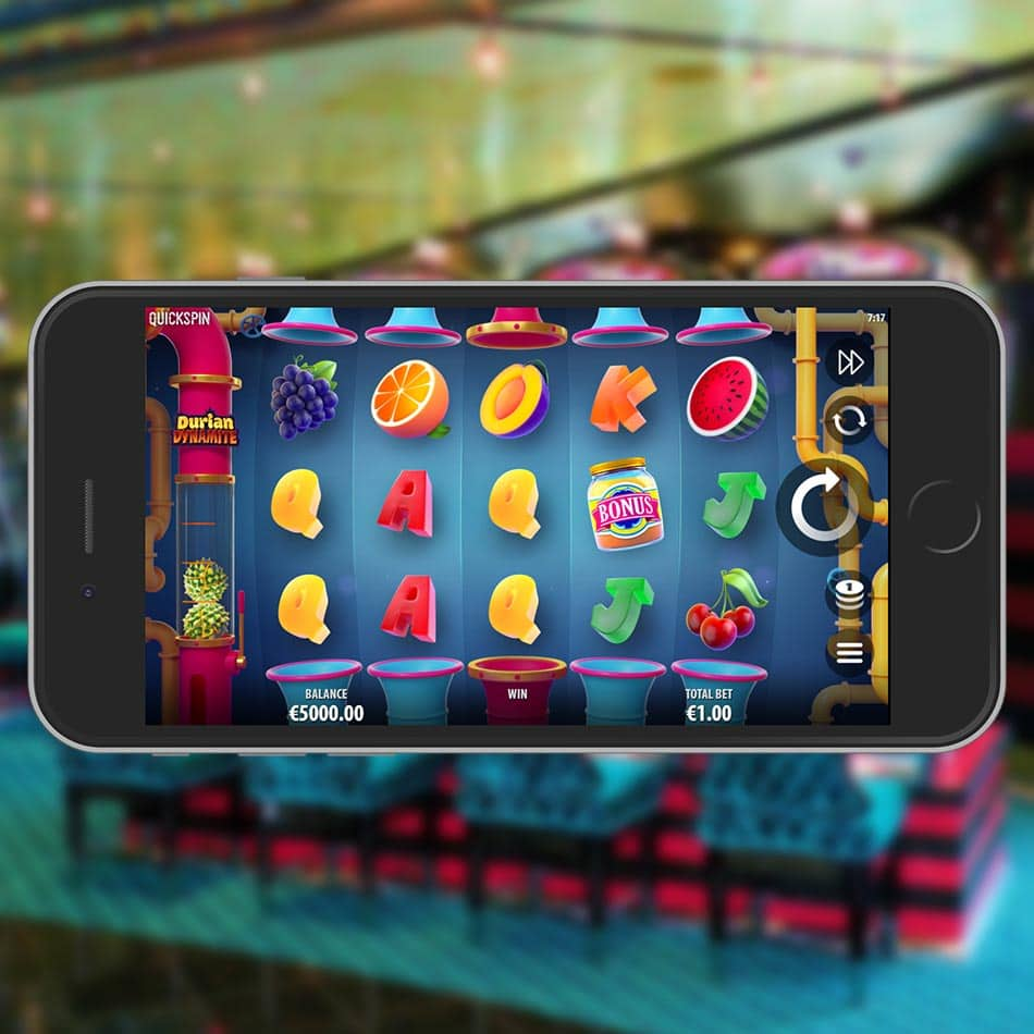 Durian Dynamite Slot Machine Review