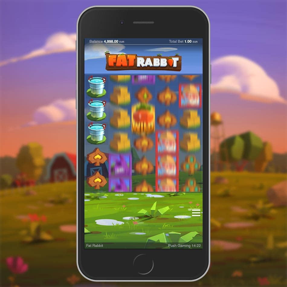 Fat Rabbit Slot Machine