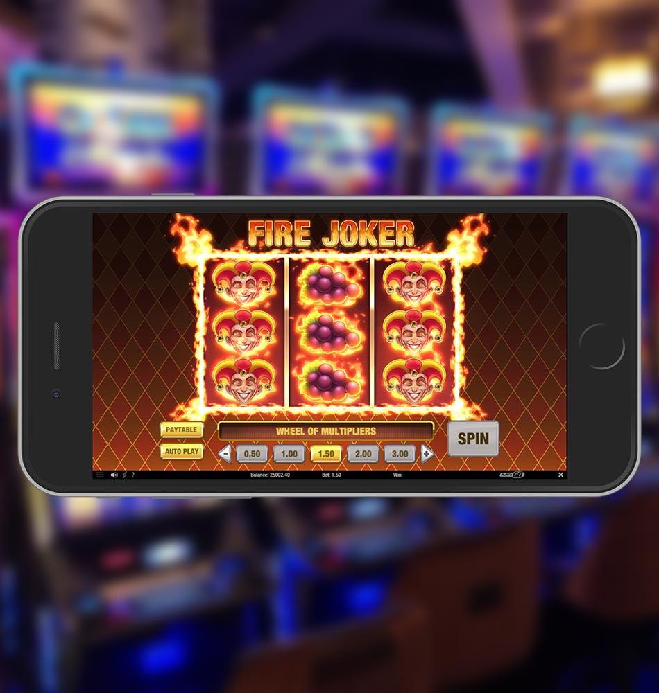 Fire Joker Slot Game Special Feature