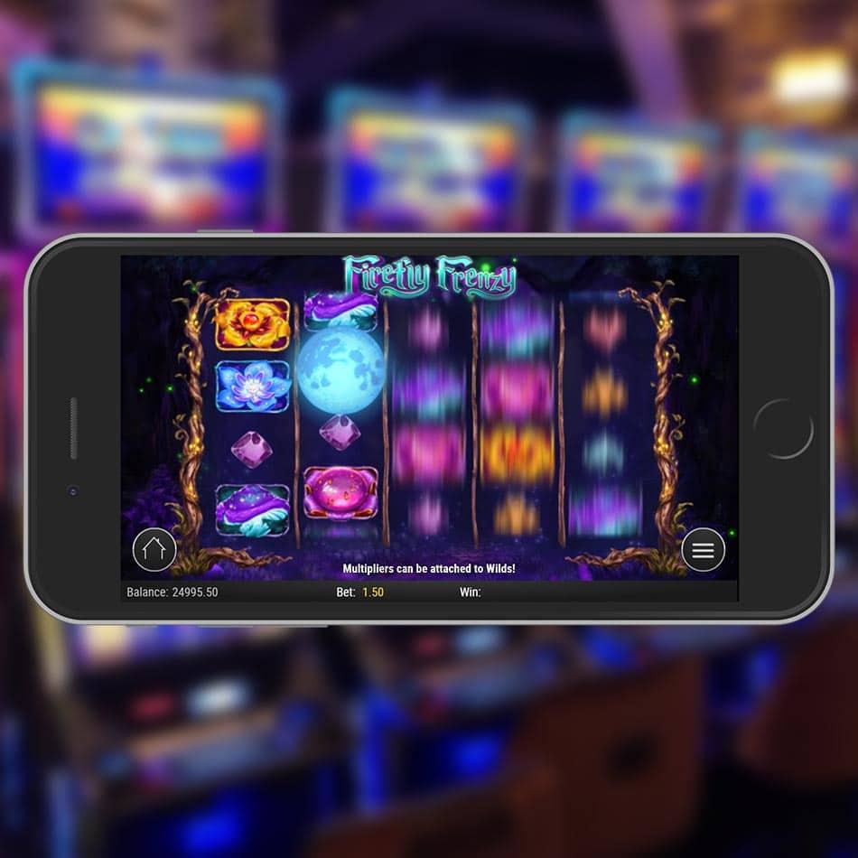 Firefly Frenzy Slot Machine Free Play