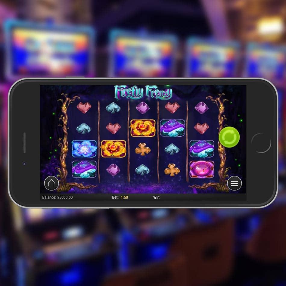 Firefly Frenzy Slot Machine Review
