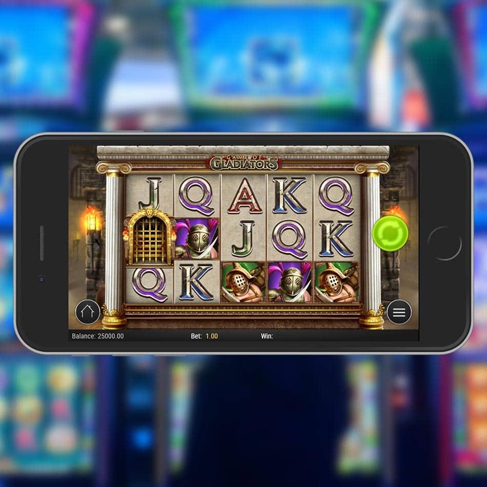 Game of Gladiators Slot Machine Review