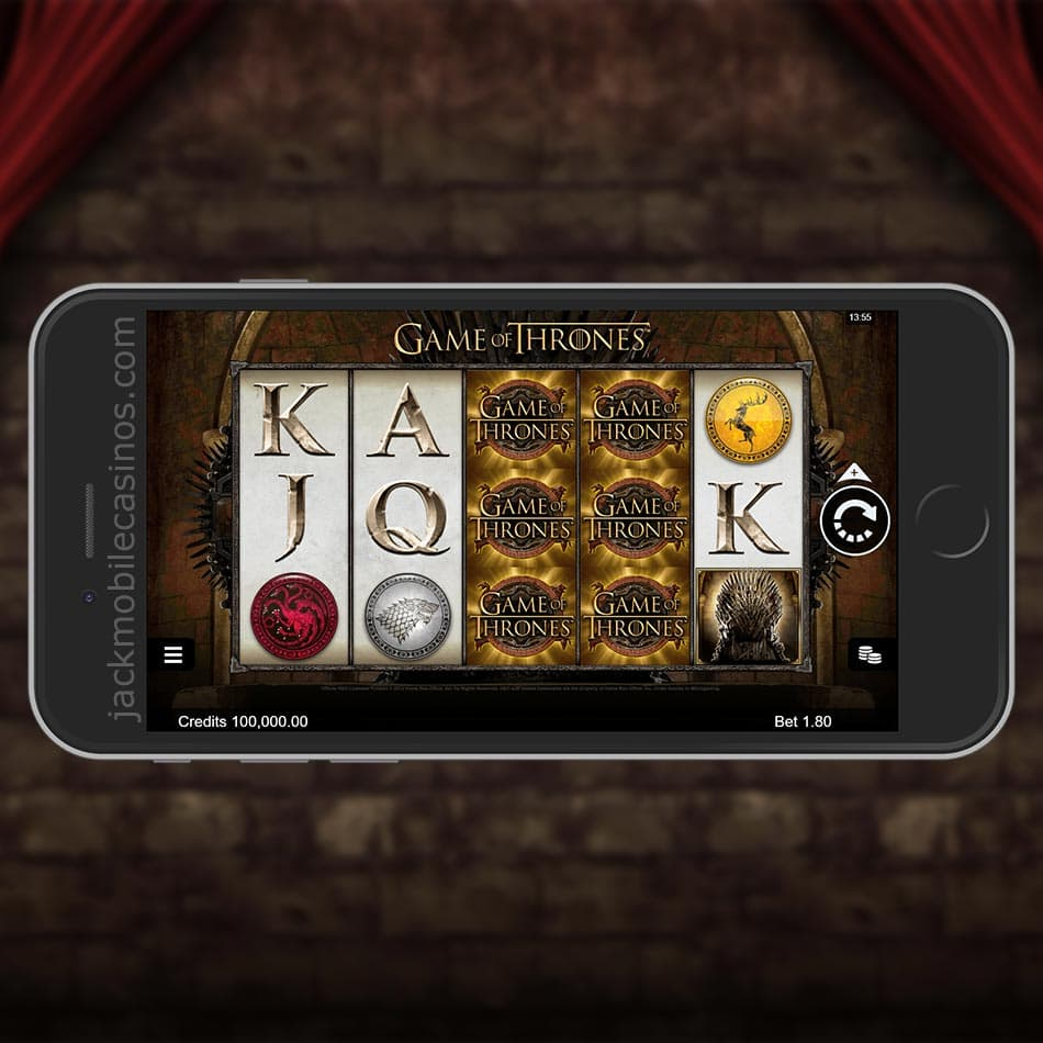 Game Of Thrones Slot Machine Online