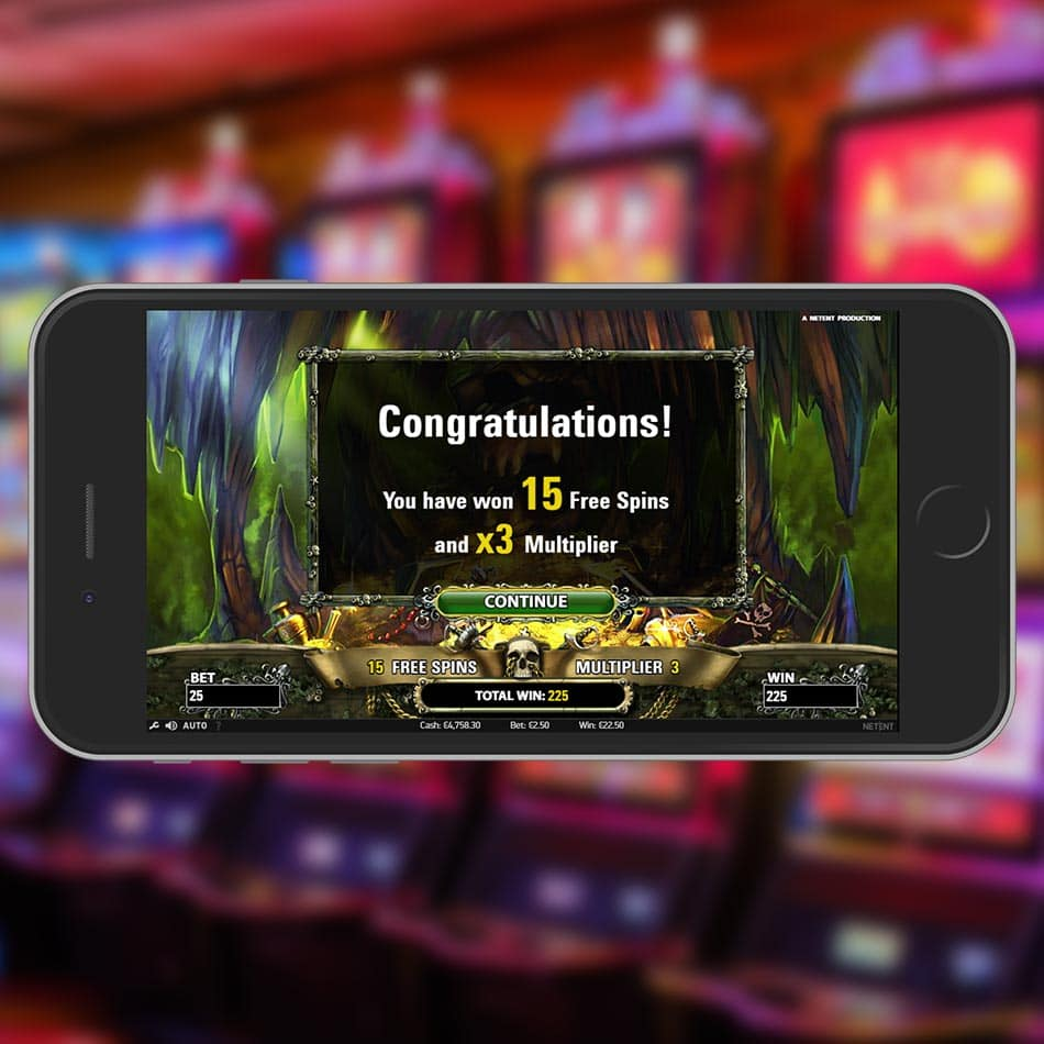 Ghost Pirates Slot Machine Free Spins