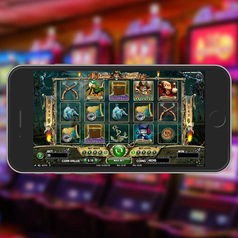 Ghost Pirates Slot Machine Review
