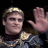 Gladiator Slot Machine Joaquin Phoenix as Commodus