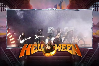 Helloween Slot Free Play Branded Music Game Review 2021